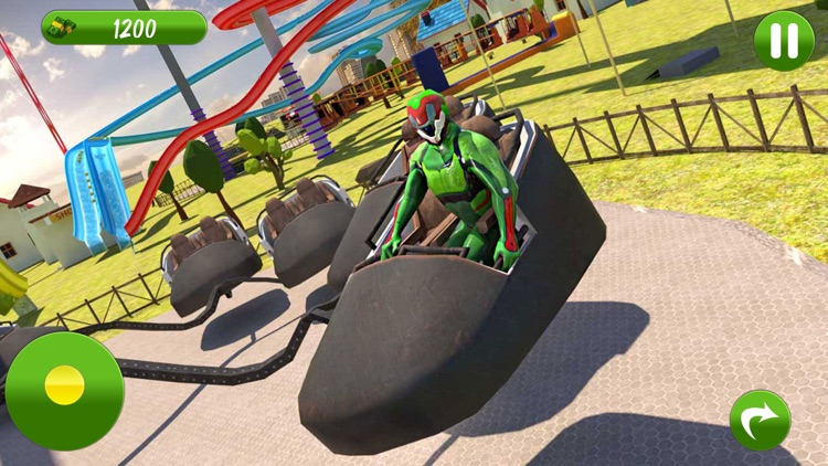Superhero Water Park Slide '20 screenshot-3