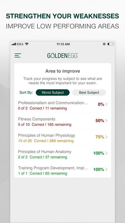 NASM CPT Practice Test Prep screenshot-4