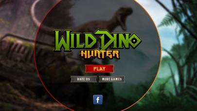 Wild Dino Hunter screenshot 1