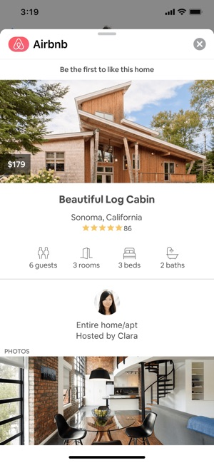 airbnb on the app store rh apps apple com
