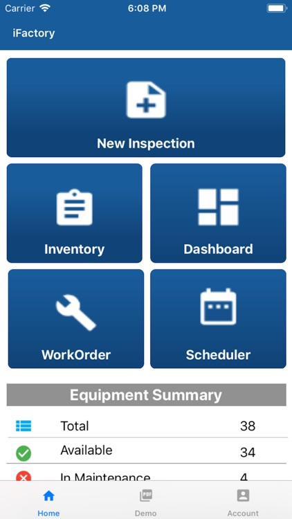 iFactory - Asset Inspection