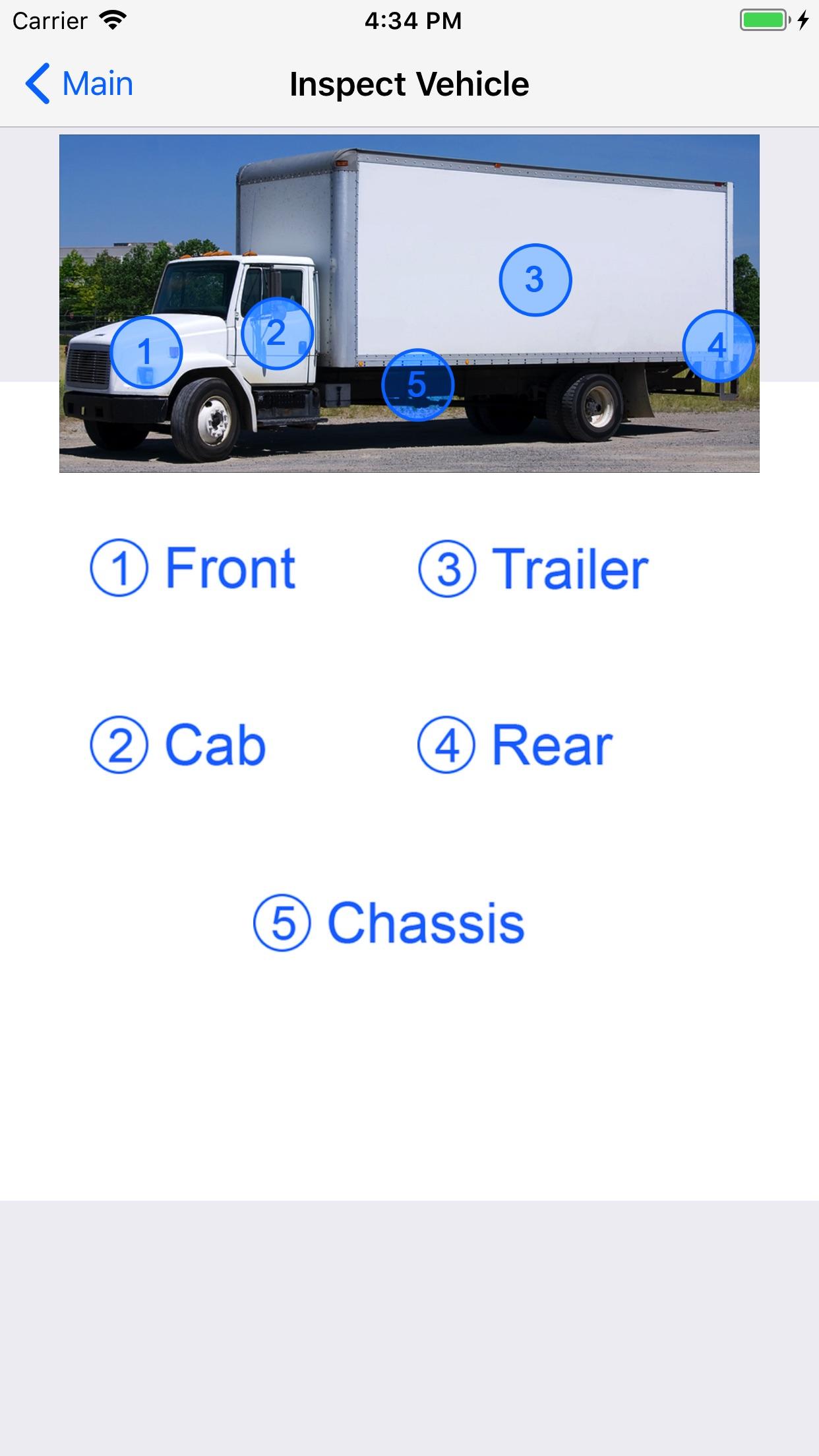 SAP Agentry Client V7 Screenshot