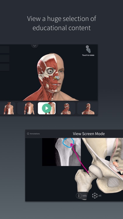 Complete Anatomy 19 for iPhone screenshot-7