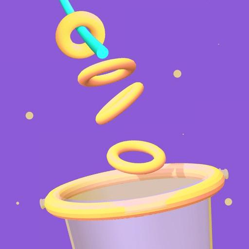 Slippery Donuts icon