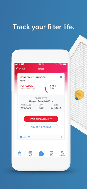 Filtrete Smart on the App Store