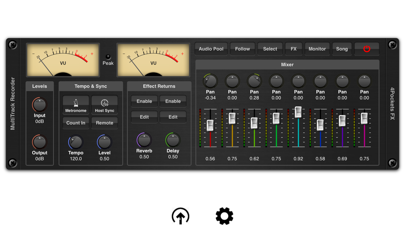 MultiTrack Recorder Plugin screenshot #1