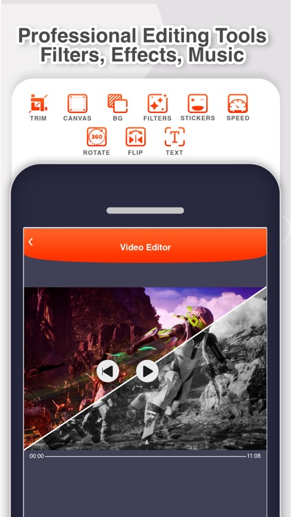 Screen recorder - RecPro screenshot-3