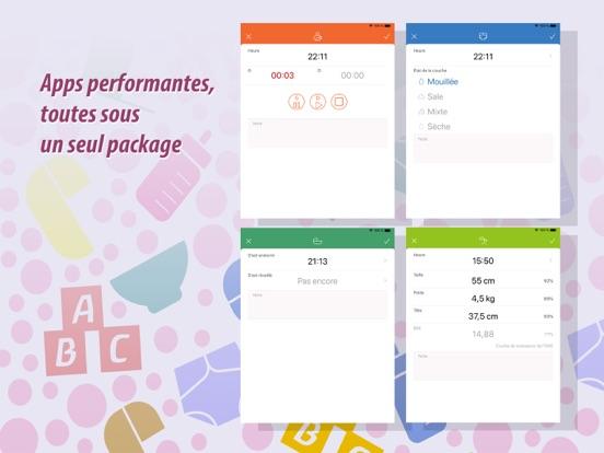 Screenshot #6 pour Baby Tracker Pro - Bébé Suivi