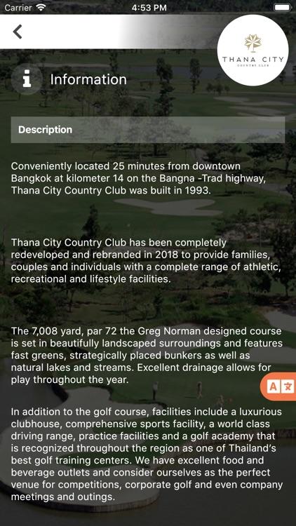 Thana City Country Club screenshot-6