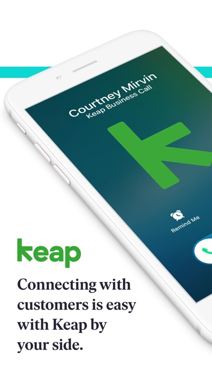 Keap: CRM & Second Phone Line
