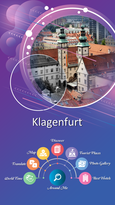 Klagenfurt Travel Guide screenshot 2
