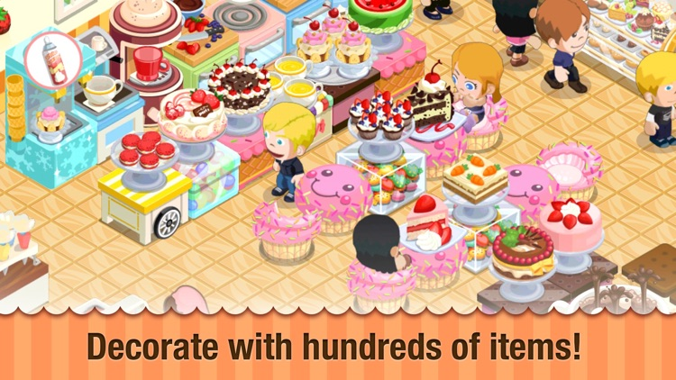 Bakery Story screenshot-2