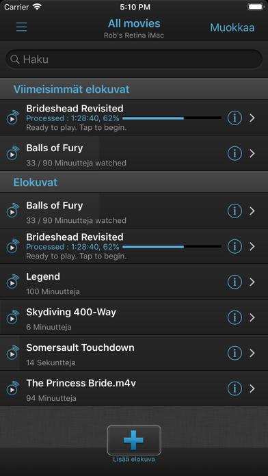 Screenshot for VLC Streamer in Finland App Store