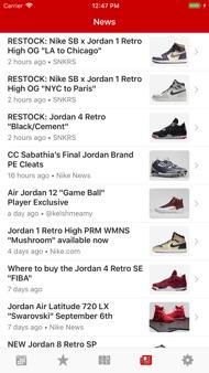 J23 - Release Dates & Restocks iphone images