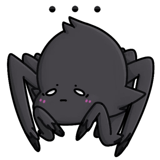 Spider - Emoji and Stickers