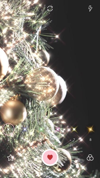 Glitter Cam-Sparkle for Kira
