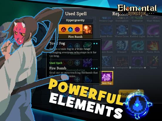 Elemental Dungeon Online для iPad