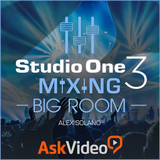 Mixing Big Room Course By AV