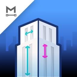 MIDDELO Buildings Measure Tool