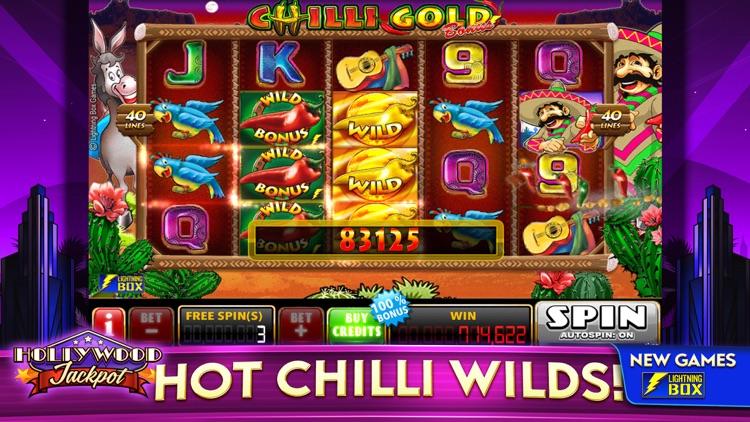 Hollywood Jackpot Slots Casino screenshot-4