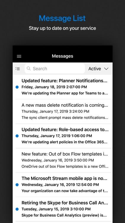 Office 365 Admin screenshot-3