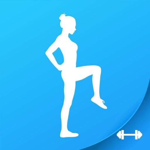 Female Fitness Women Workout iOS App
