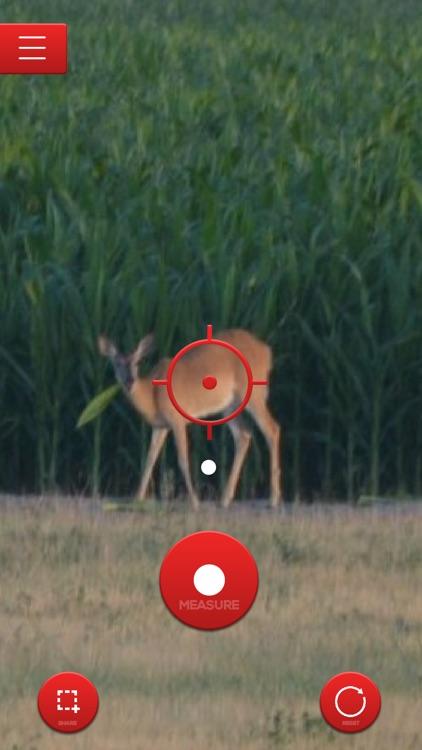 Ranger Finder for Deer Hunting