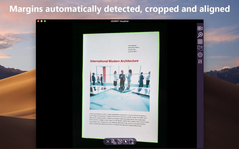 JOURIST Visualizer screenshot 3