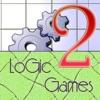100² Logic Games-More puzzles
