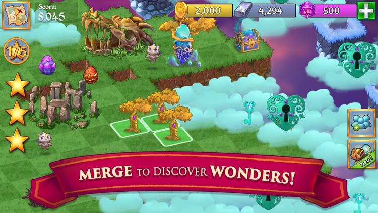 Merge Dragons! screenshot-0