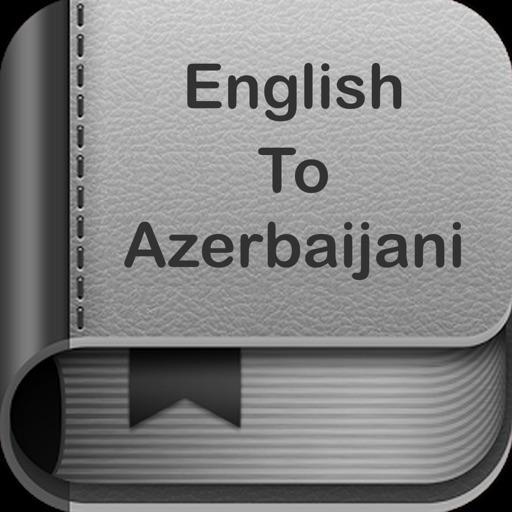 English To Azerbaijani