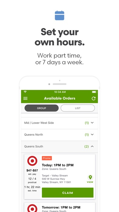 messages.download Shipt Shopper: Shop for Pay software