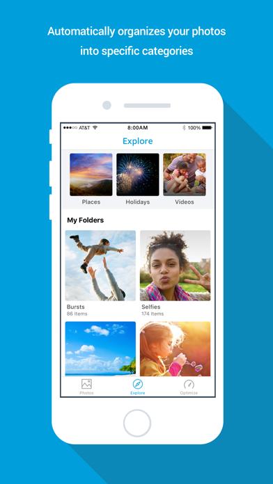 AT&T Photo Storage screenshot 2