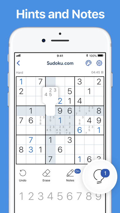 Sudoku.com - Brain Puzzle Game for windows pc
