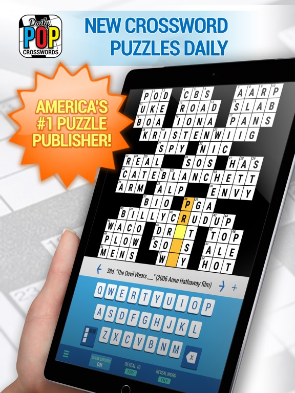 Daily Pop Crossword Puzzles App Price Drops