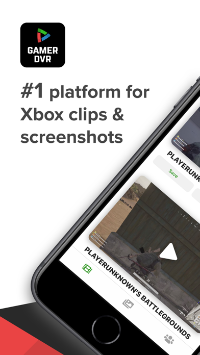 Gamer DVR - Share Xbox clips