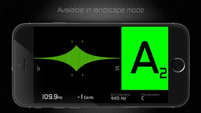 Chroma Tuner & Metronome Screenshots