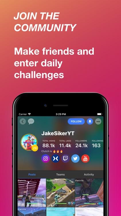 Clutch: Share Game Clips screenshot-5
