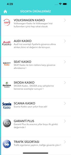 vdf sigorta on the app store