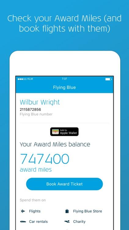KLM screenshot-4