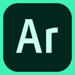 Ícone do app Adobe Aero