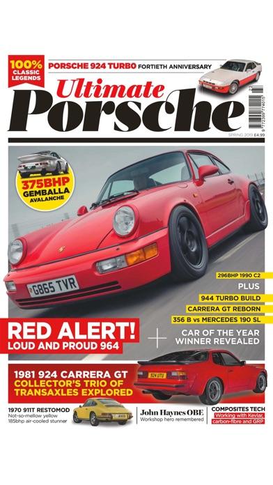 Ultimate Porsche screenshot 1