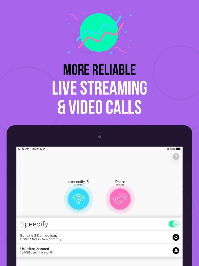 Speedify - Fast & Reliable VPN on the App Store