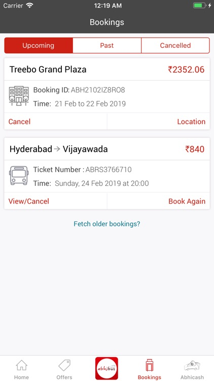 AbhiBus-Online Bus Tickets screenshot-4