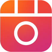 InstaCollage Pro - Pic Frame & Photo Collage & Caption Editor for Instagram icon