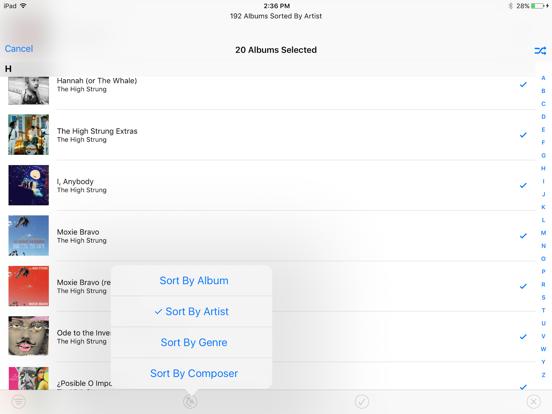 Screenshot #6 pour Smart Shuffle