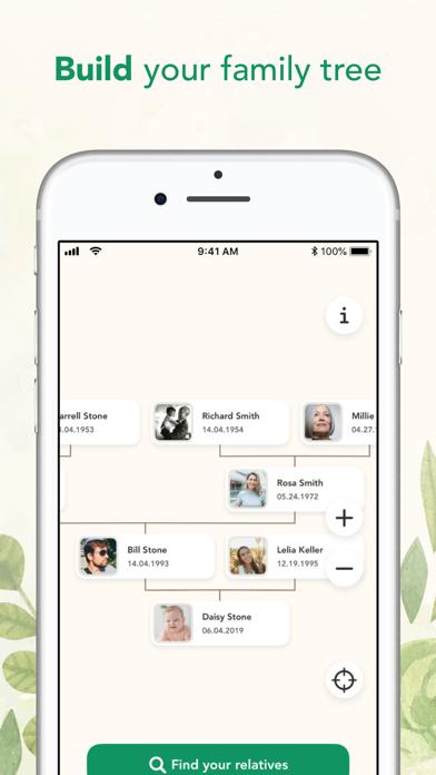 Search Family Tree History Screenshot 1