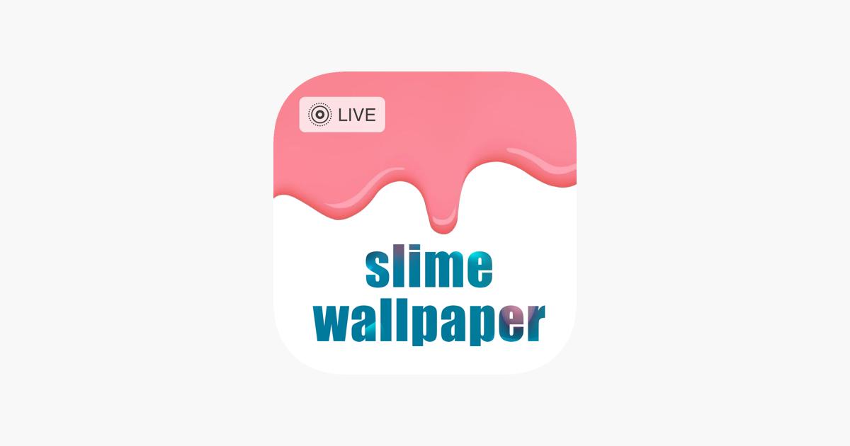 Unicorn Rainbow Slime Wallpaper