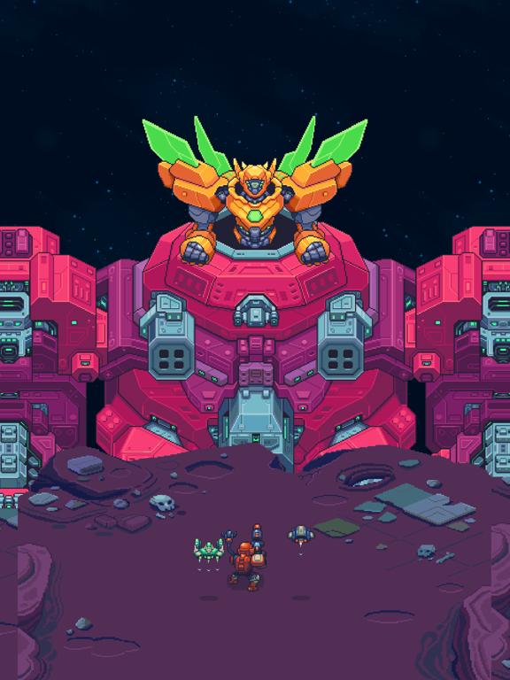 Space Gunner - Galaxy Shooterのおすすめ画像5