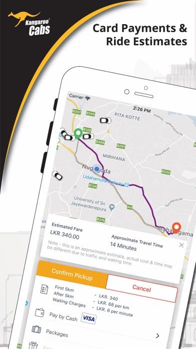 Kangaroo Cabs 2588588 screenshot two